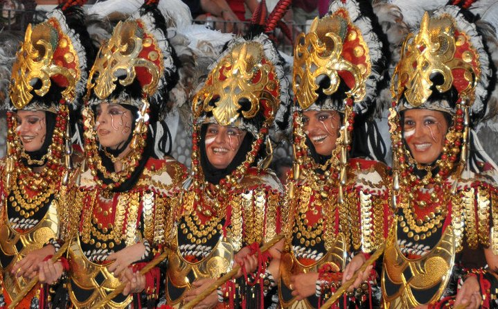 Moors and Christians Festivities - Xàbia Tourism Portal - Town ...