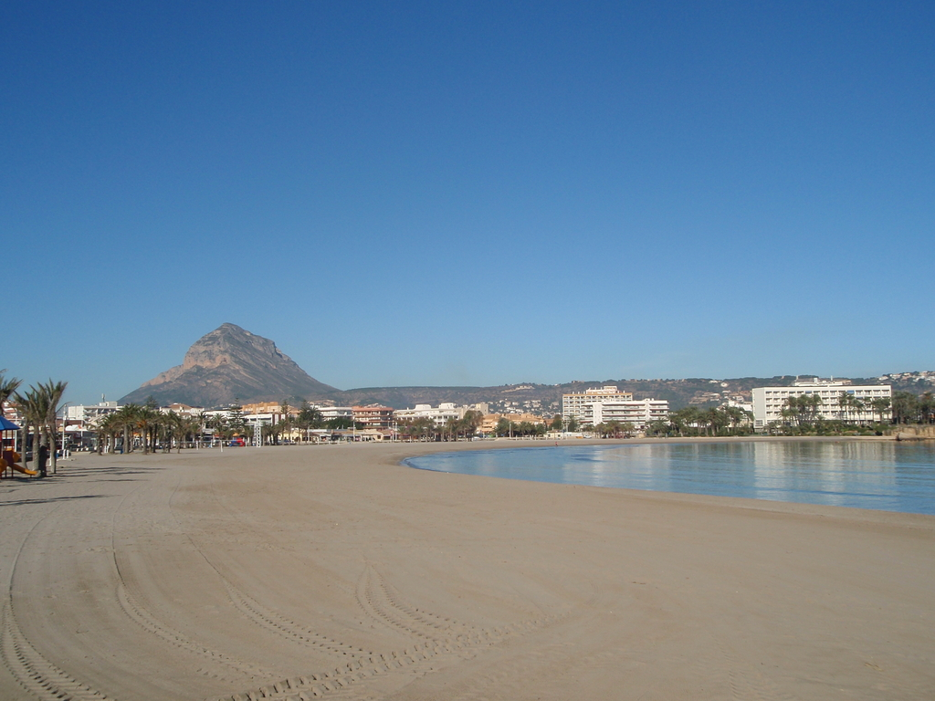 Small Jet Boats >> El Arenal - Xàbia Tourism Portal - Town Council of Xàbia